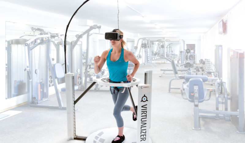 Virtual Reality to hit the Gym